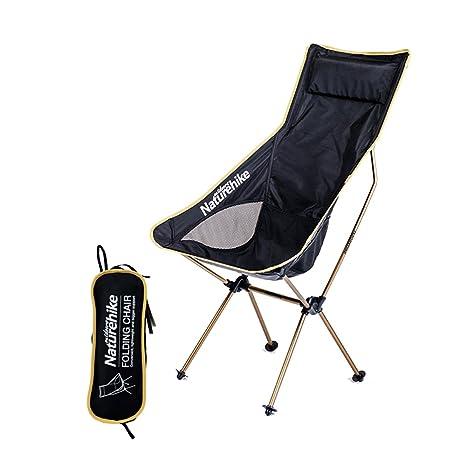 Amazon.com : Tentock Outdoor Foldable Chair Ultralight ...