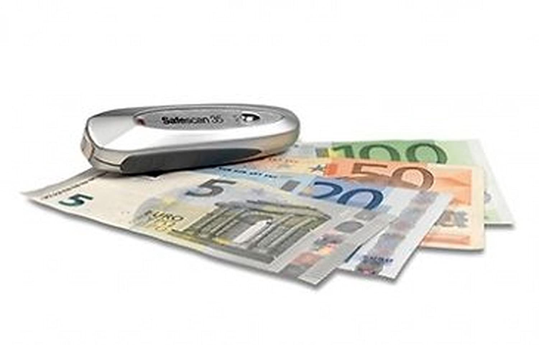 Penna verifica banconote False soldi falsi denaro documenti SafeScan Lampada UV SPACE-SHOP