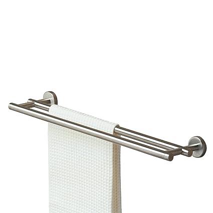 Maurer 5421105 Toallero barra inox 40 cm
