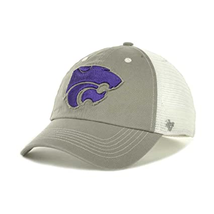 innovative design 568c8 502e5 Amazon.com    47 Brand Kansas State Wildcats NCAA Blue Mountain Franchise  Cap   Sports Fan Baseball Caps   Sports   Outdoors