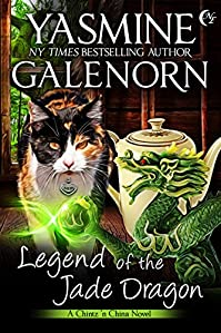 Legend Of The Jade Dragon by Yasmine Galenorn ebook deal