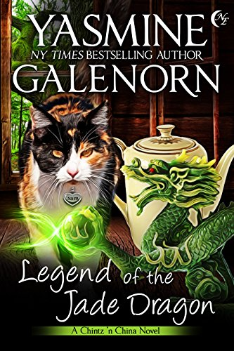 Teapot Charming - Legend of the Jade Dragon (Chintz 'n China Series Book 2)