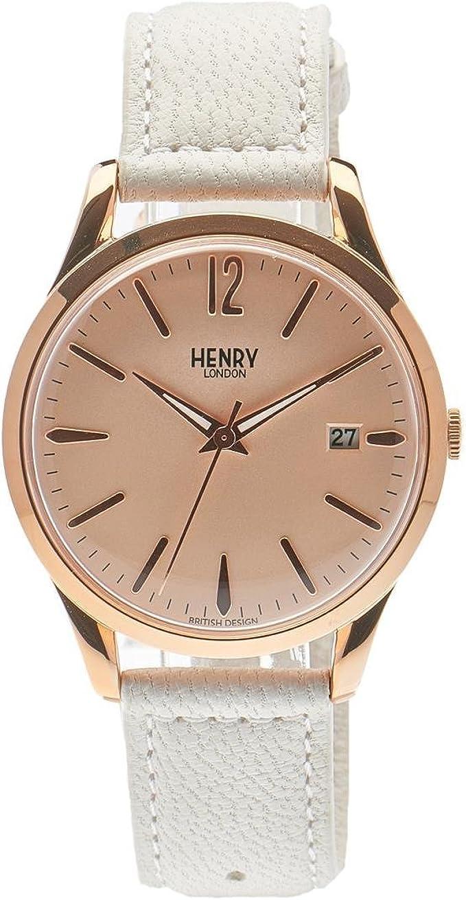 Henry de Londres Unisex Reloj de Pulsera Pimlico analógico de ...