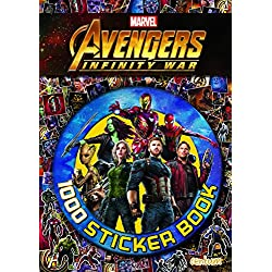 Avengers Infinity War - 1000 Sticker Book