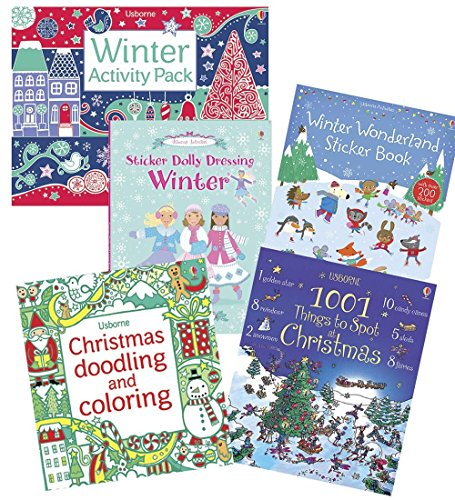 Winter Activity Pack (Box Sets)