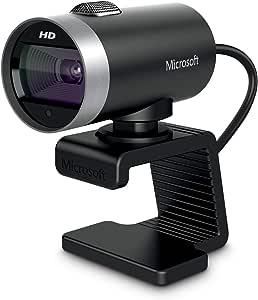 Microsoft H5D-00015 PC Camera - Cinema, True 720p HD Video with Digital Microphone