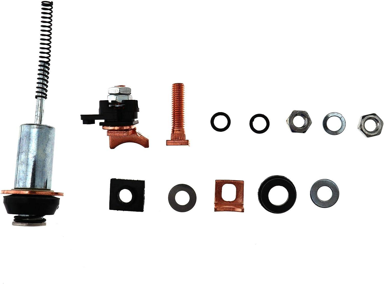 Diesel Starter Motor Repair Kit Engine Repair Kit Compatible with Land Rover Discovery Defender TD5 2.5 Diesel