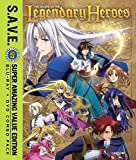 The Legend of the Legendary Heroes: Complete Series S.A.V.E. (Blu-ray/DVD Combo)