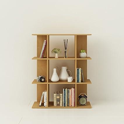 CXM Decorative Frame ALUS Bookshelf Display Stands Modern Simple Bookcase Landing Shelf