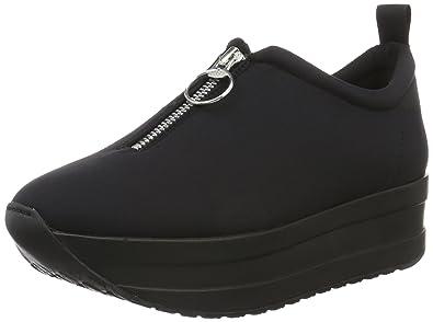 Vagabond Damen Casey Sister Sneakers, Schwarz (Black), 40 EU