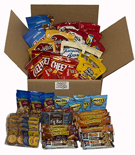 Healthy Snacks Individually Wrapped Package product image