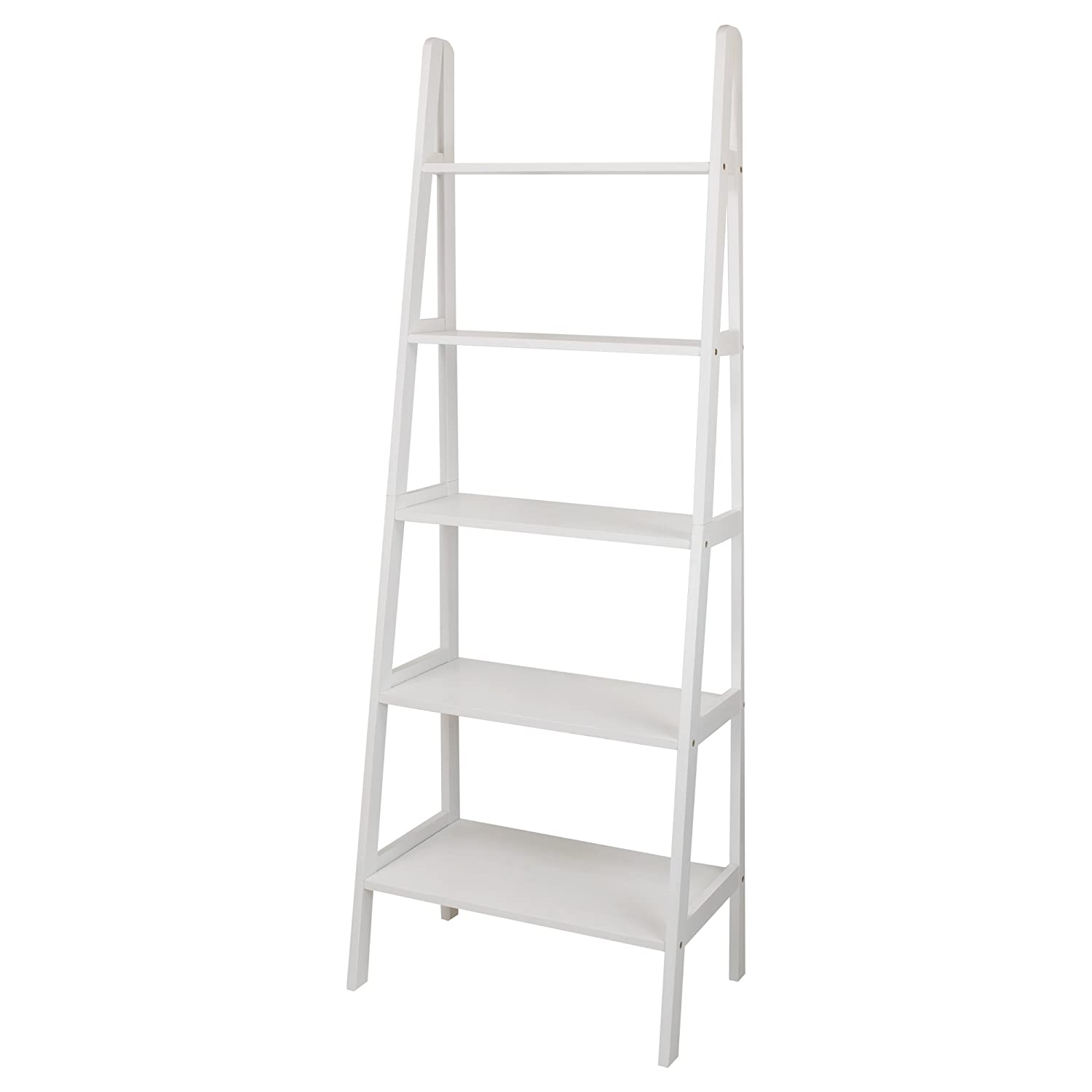 tier bookcase bookcases com walmart shelf colors ip leaning ladder multiple espresso