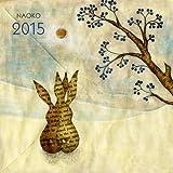 2015 Naoko Mini Wall Calendar