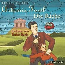 Die Rache (Artemis Fowl 4) Hörbuch von Eoin Colfer Gesprochen von: Rufus Beck