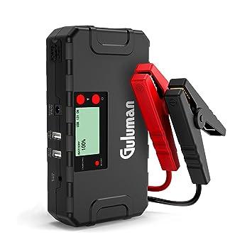 Guluman 800a 18000mah Car Jump Starter 12v Car Battery Booster Jump