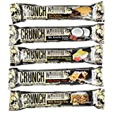 Warrior Crunch *ALL 5 FLAVOURS* Mixed Box 12 bars