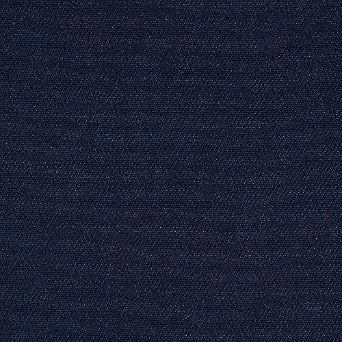 Carr Textile 0348620 10oz. Brushed Bull Denim Navy Fabric by the Yard ()