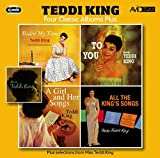 4 Classic Albums Plus -Teddi King - Bidin My Time / To You / Girl & Her Songs