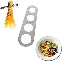 Welecom acero inoxidable medidor de espaguetis herramienta 4servir parte