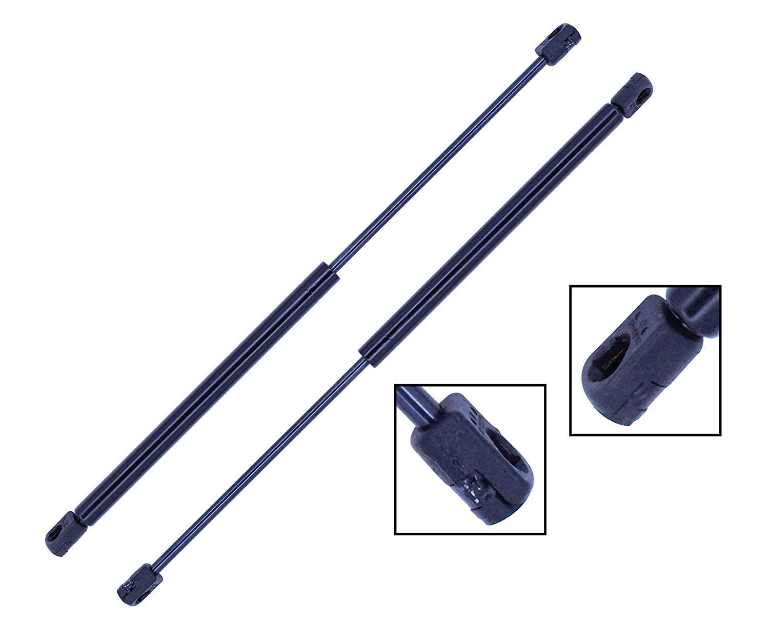 Qty Stabilus SG471004 Infiniti Front Hood FX35 FX37 FX50 QX70 2009 To 2017 Lift Supports 2