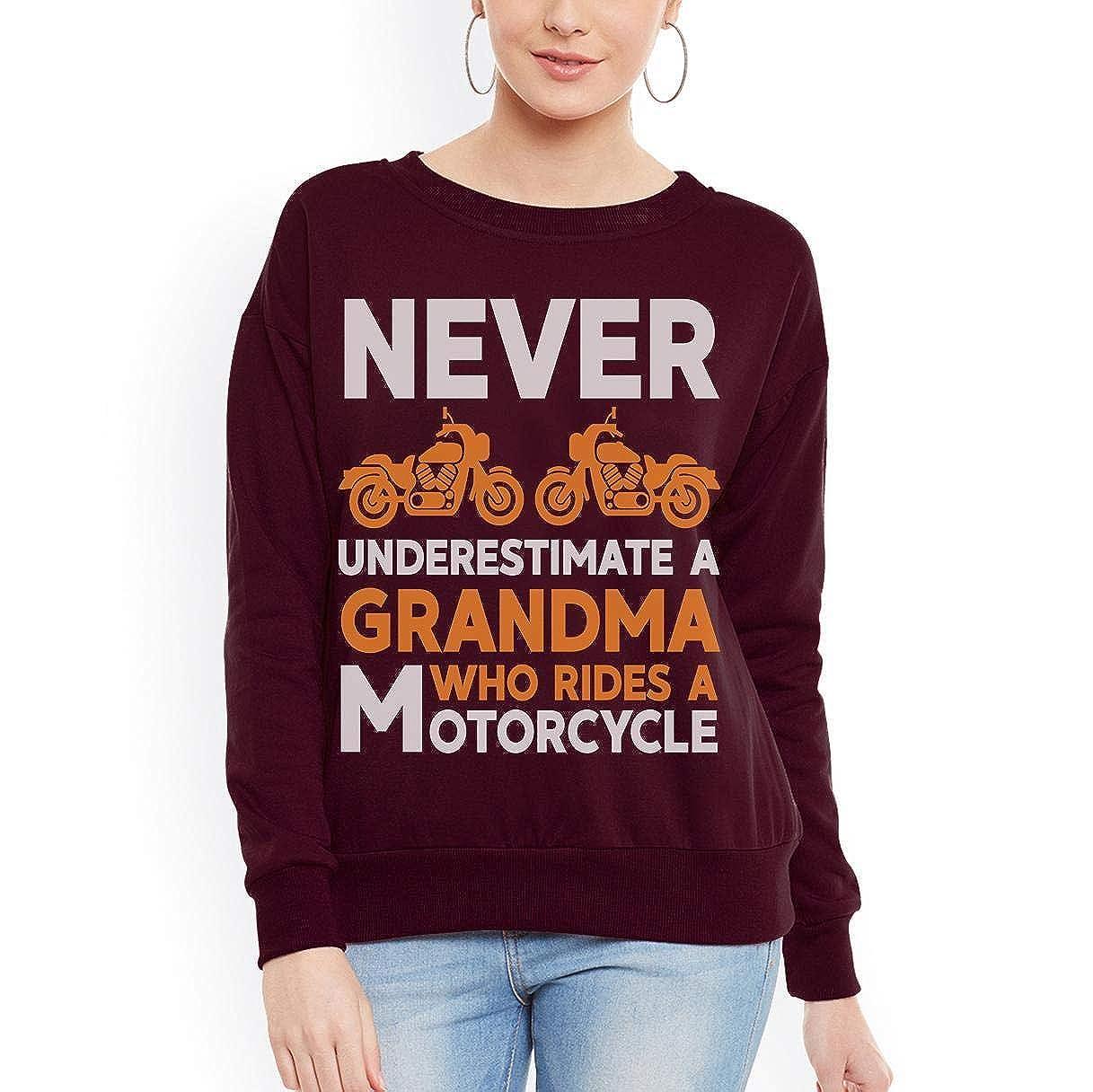 tee Motorcycle Grandpa Who Rides Tees Biker Unisex Sweatshirt
