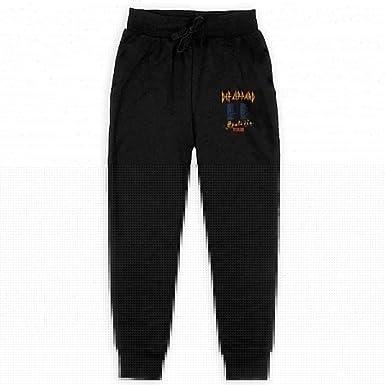 Cteeap Def Leppard Hysteria Tour345 - Pantalones de chándal para ...
