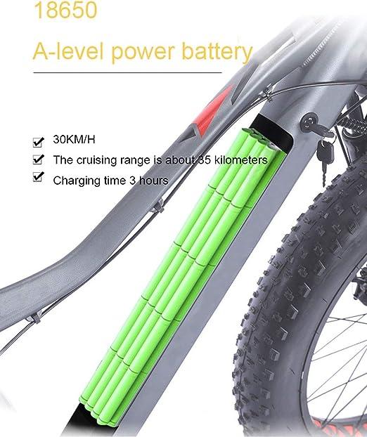 Bicicletas Eléctricas, Bicicleta De Montaña De Aleación De ...