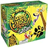 Asmodee  Jungle Speed Safari Card Game