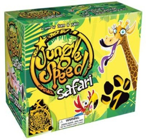 ジャングルスピード サファリ (Jungle Speed: Safari) カードゲーム