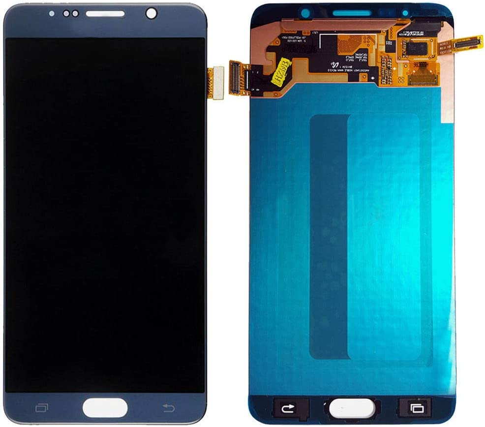 Amazon Com Full Completed Lcd Display Touch Screen Digitizer Assembly Compatible With Samsung Galaxy Note 5 N9200 N920