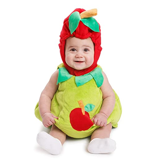 Dress up America Sugar Sweet säugling Manzana Disfraz: Amazon.es ...