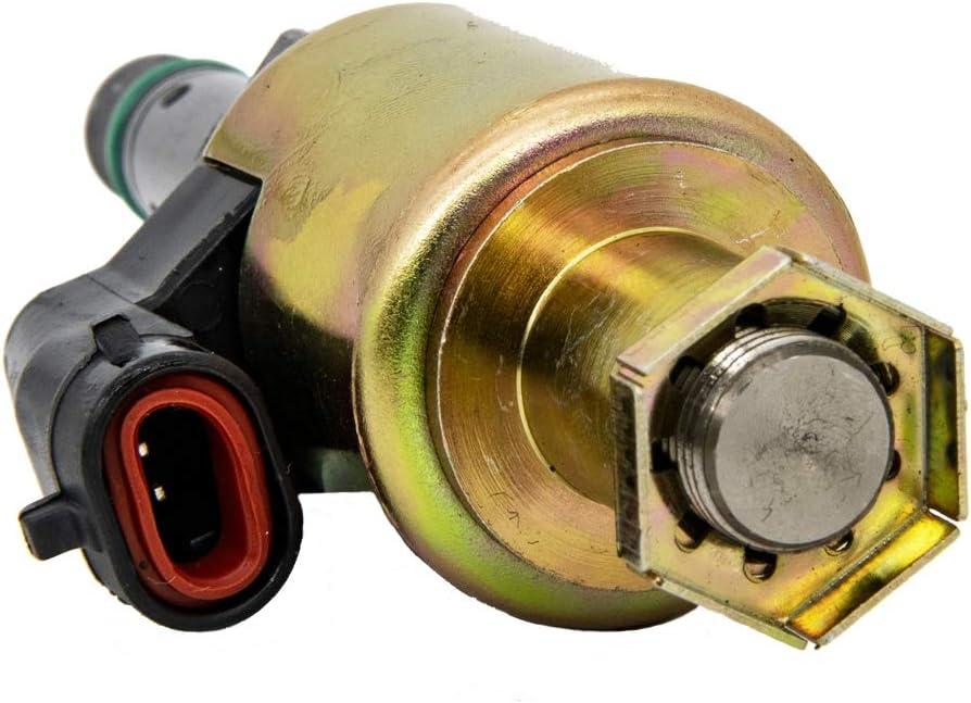 7.3L Fuel Injection Pressure Regulator IPR Valve ICP Control Sensor Fits 1995-2003 Ford V8 Diesel Turbocharged Ford F-250 F-350 F-450 F-550 F650 F750 E-350 E-450 E-550# F81Z9C968AA