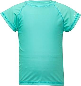 Snapper Rock Mint Camiseta de protección UV, Niñas : Amazon ...