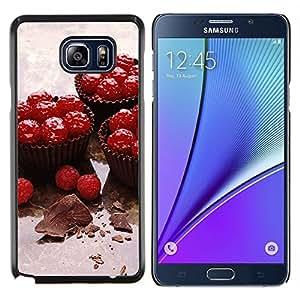 LECELL--Funda protectora / Cubierta / Piel For Samsung Galaxy Note 5 5th N9200 -- Naturaleza Hermosa Forrest Verde 114 --