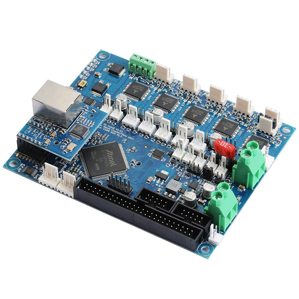 SODIAL 3D Printer Kit Duet Ethernet Control Panel + 7 Full Color Contact Display by SODIAL (Image #5)