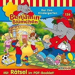 Der Zoo-Kindergarten (Benjamin Blümchen 126)