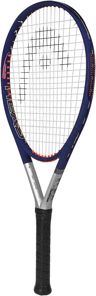 HEAD Titanium Ti S5 Comfort Zone Tennis Racquet Prestrung