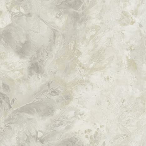 Birdseye Marble Pearl Oyster Faux Finish Wallpaper Pl185604 Amazon