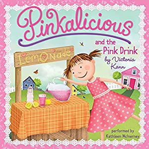 Pinkalicious and the Pink Drink Audiobook