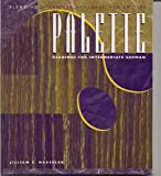Palette : Blending Literature, Language, and Culture: Readings for Intermediate German, Haeseler, Jillian S., 0070254273