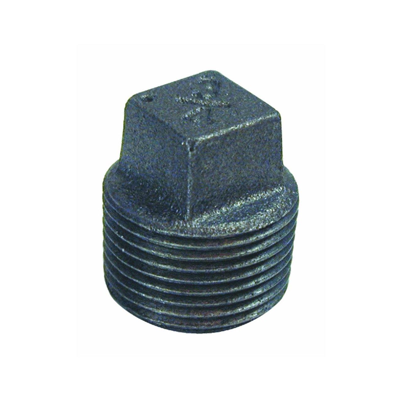 Brighton-Best International 847610 Hex Medium-Strength Grade 5 Head Screw Steel 7//8-9 Thread Size 9 Long Pack of 10 External Hex 7//8-9 Thread Size Pack of 10 9 Long