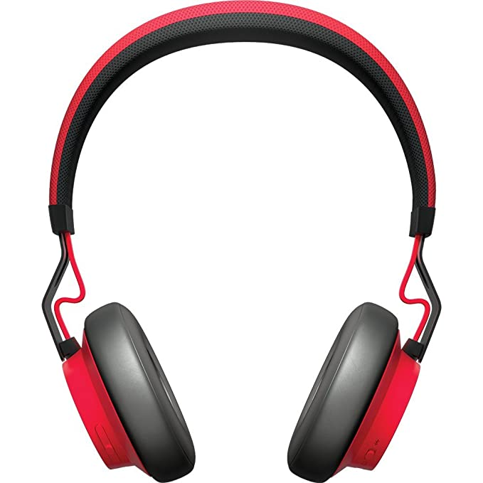Jabra Move cascos inalámbricos con Bluetooth®, Rojo: Amazon.es: Electrónica