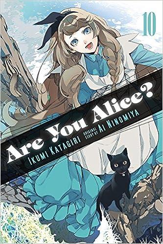 Book Are You Alice?, Vol. 10