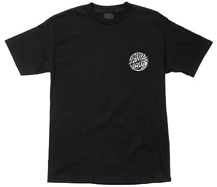 c045456f1 Amazon.com: Santa Cruz Men's Mermaid Dot Regular Short-Sleeve Shirts ...