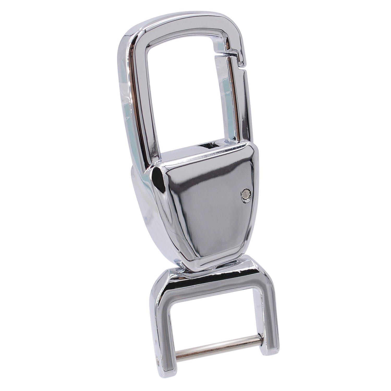 iNewcow BMW Car Chrome Key Chain With Box