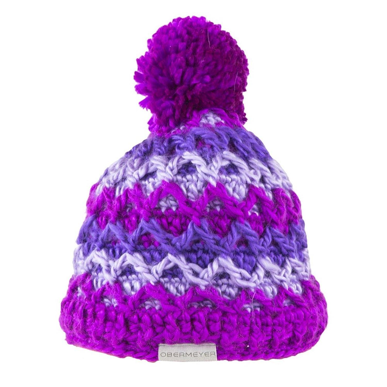 Obermeyer Kids Womens Averee Knit Hat (Infant Toddler Little Kids Big Kids) 55488dc55