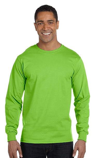 22eb2aba Hanes Beefy-T Adult Pocket T-Shirt: Amazon.co.uk: Clothing