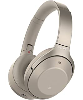 Sony WH1000XM2 - Auriculares de Diadema inalámbricos (Hi-Res Audio, cancelación de Ruido