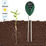 Aquarius CiCi Multifunctional PH Meter Soil Tester Reader Humidity Moisture Measurement Photometry Read Indicator Plant Farm Gardening Tools Kit
