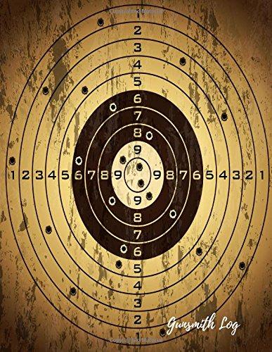 Read Online Gunsmith Log: Gunsmith Log PDF